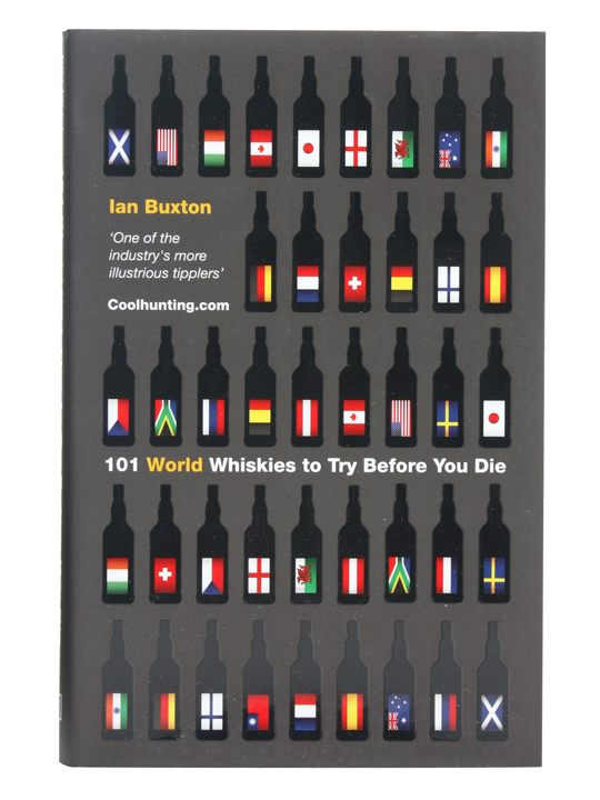 101 World Whiskies to try
