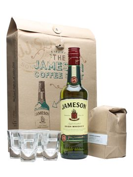 Jameson Irish coffee shot pack